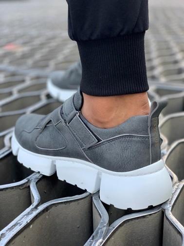 Chekich Casual Ayakkabı Antrasit
